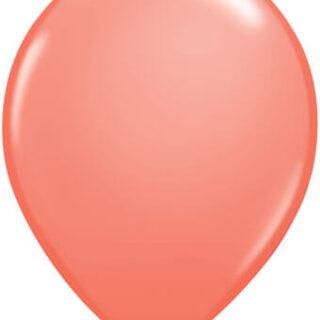 coral balloon