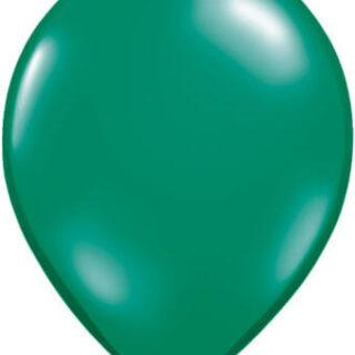 emerald green balloon