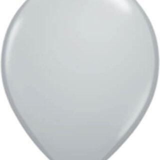 gray balloon