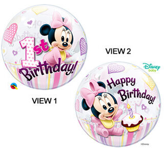 mini mouse balloon