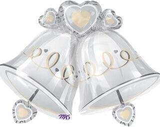 wedding bells balloon